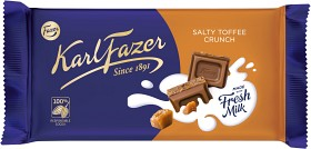 Bild på Karl Fazer Salty Toffee Crunch 145 g