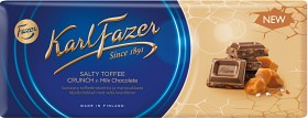 Bild på Karl Fazer Salty Toffee Crunch 200 g