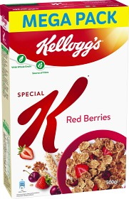 Bild på Kellogg's Special K Red Berries 500 g