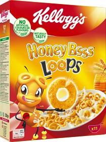 Bild på Kellogg's Honey Bsss Loops 330 g