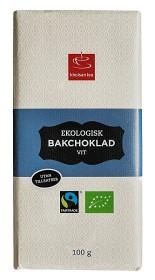 Bild på Khoisan Bakchoklad Vit 100 g