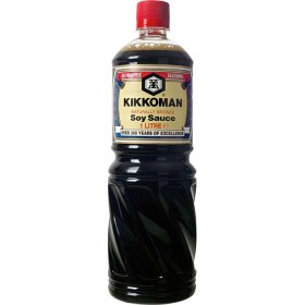 Bild på Kikkoman Soy Sauce 1L