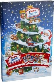 Bild på Kinder Adventskalender Mini Mix 152 g