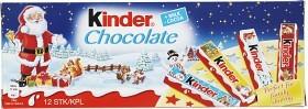 Bild på Kinder Choklad X-mas 12 st