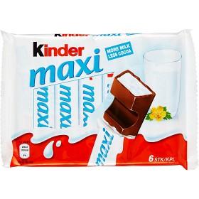 Bild på Kinder Maxi 6-pack