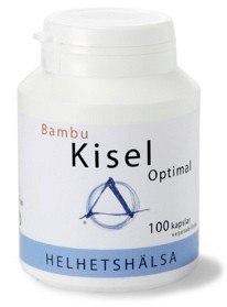 Bild på Helhetshälsa Kisel Optimal Bambu 100 kapslar