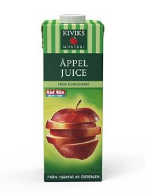 Bild på Kiviks Äppeljuice 1 L