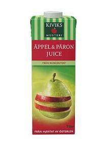 Bild på Kiviks Äpple & Päron Juice 1 L
