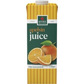 Bild på Kiviks Apelsinjuice 1L