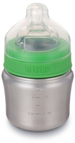 Bild på Klean Kanteen 148 ml Kid Baby Bottle with Slow Flow Nipple