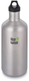 Bild på Klean Kanteen 1900 ml Classic Loop Cap Brushed Stainless