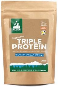Bild på Kleen Triple Protein Glacier Vanilla Dream 750 g