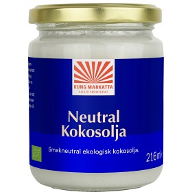 Bild på Kung Markatta Neutral Kokosolja 216 ml