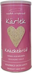 Bild på Knäck&Bräck Äppelknäcke Minihjärta 150 g
