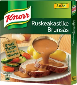 Bild på Knorr Brunsås 3x3 dl