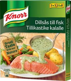 Bild på Knorr Dillsås 3x3,25 dl