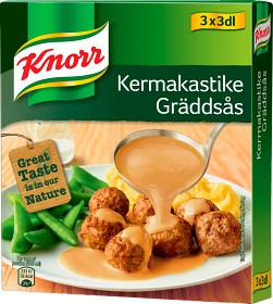 Bild på Knorr Gräddsås 3x3 dl