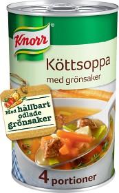 Bild på Knorr Köttsoppa med Grönsaker 540 g / 1 L