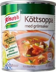 Bild på Knorr Köttsoppa med Grönsaker 340 g / 6,5 dl