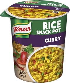 Bild på Knorr Snack Pot Rice Curry 87 g