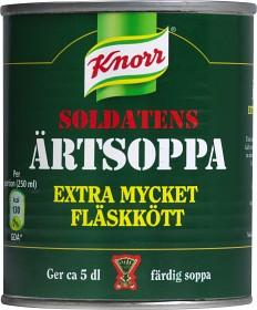 Bild på Knorr Soldatens Ärtsoppa 350 g / 5 dl