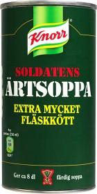 Bild på Knorr Soldatens Ärtsoppa 570 g / 8 dl