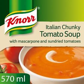 Bild på Knorr Tomato Soup med Mascarpone 570 ml
