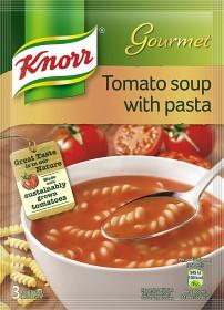 Bild på Knorr Tomato Soup with Pasta 7,5 dl