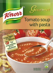 Bild på Knorr Tomato Soup with Pasta 7,5 dl