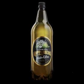 Bild på Kopparberg Fläder & Lime Cider Alkoholfri 1,5 L inkl. Pant