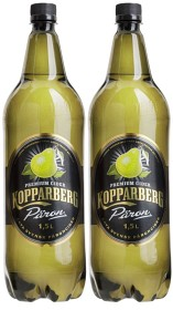 Bild på Kopparberg Päron Cider Alkoholfri 2x1,5 L inkl. Pant