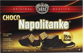 Bild på Kras Napolitanke Choklad Wafers 500 g