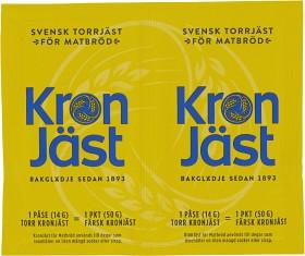 Bild på KronJäst Torrjäst för Matbröd 2x14 g