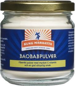 Bild på Kung Markatta Baobabpulver 75 g