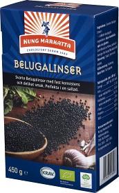 Bild på Kung Markatta Belugalinser KRAV 450 g