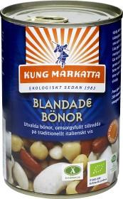 Bild på Kung Markatta Blandade Bönor på Burk 400 g