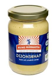Bild på Kung Markatta Dijonsenap 200 g