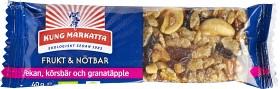Bild på Kung Markatta Frukt & Nötbar Pekan Körsbär & Granatäpple 40 g