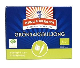 Bild på Kung Markatta Grönsaksbuljongtärning 3 L