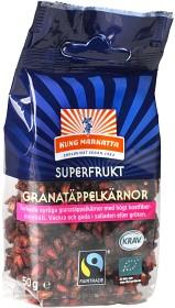 Bild på Kung Markatta Granatäppelkärnor 50 g