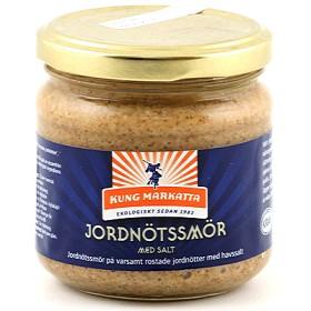 Bild på Kung Markatta Jordnötssmör med salt 180 g