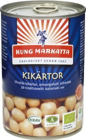 Bild på Kung Markatta Kikärtor på Burk 400 g