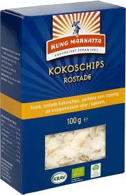 Bild på Kung Markatta Kokoschips Rostade 100 g