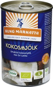 Bild på Kung Markatta Kokosmjölk 400 ml