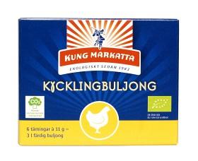 Bild på Kung Markatta Kycklingbuljongtärning 3 L