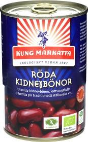 Bild på Kung Markatta Röda Kidneybönor på Burk 400 g