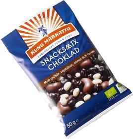 Bild på Kung Markatta Snacksmix Choklad 50 g