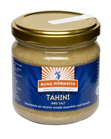 Bild på Kung Markatta Tahini Med Salt KRAV 180 g