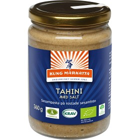 Bild på Kung Markatta Tahini med salt KRAV 360 g