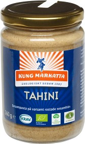 Bild på Kung Markatta Tahini osaltad KRAV 360 g